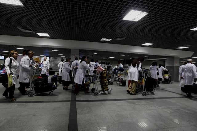 Na próxima segunda-feira (7), os médicos iniciam as três semanas do módulo de avaliação, com aulas sobre saúde pública e Língua Portuguesa (FOTO: Flickr Creative Commons)