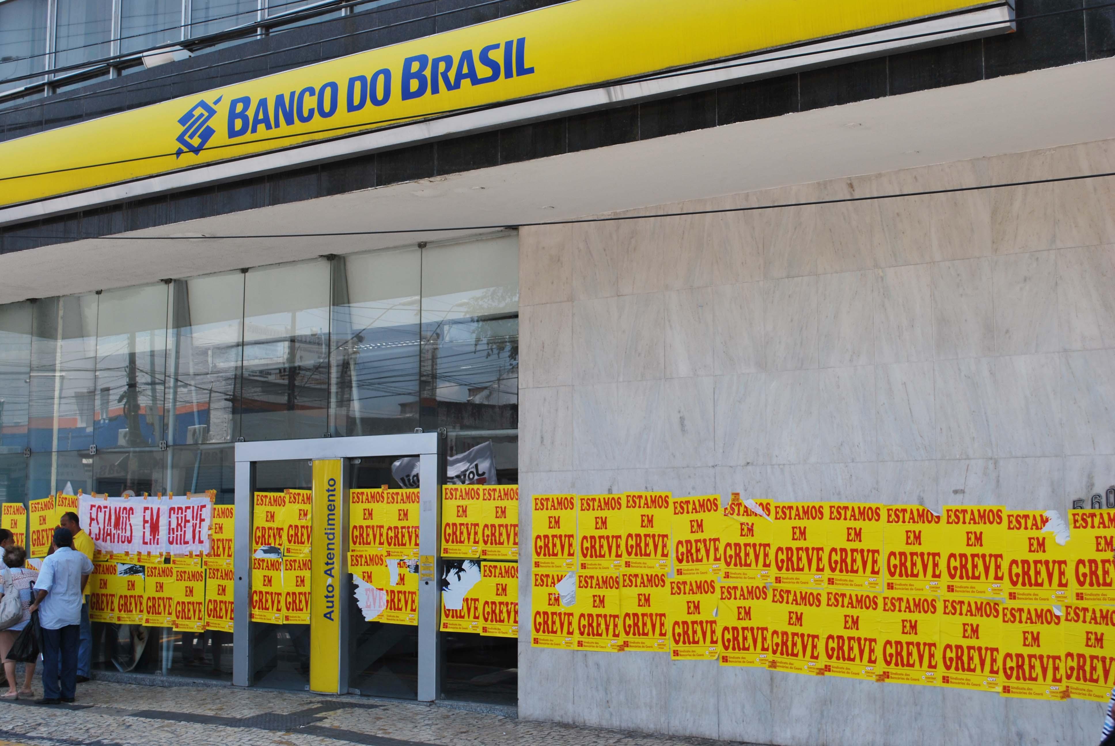 Bancários estão em greve há 22 dias (FOTO: Divulgação)