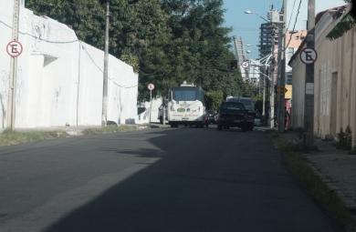 Medida requer atenção dos motoristas (FOTO: Divulgação/Prefeitura de Fortaleza)