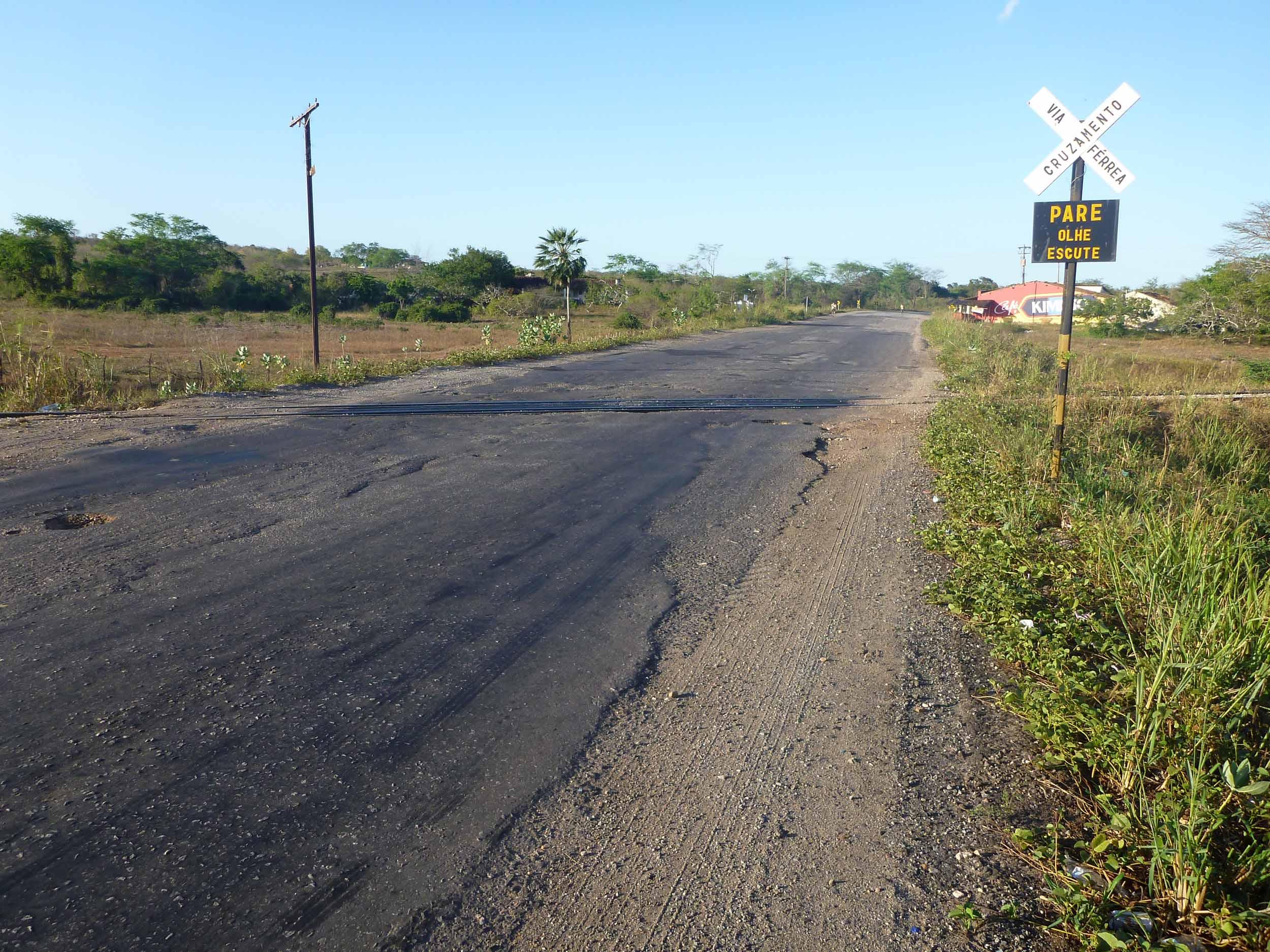 Foram analisados 2.250 quilômetros das rodovias federais (BR) e 1.189 quilômetros das estaduais (CE)