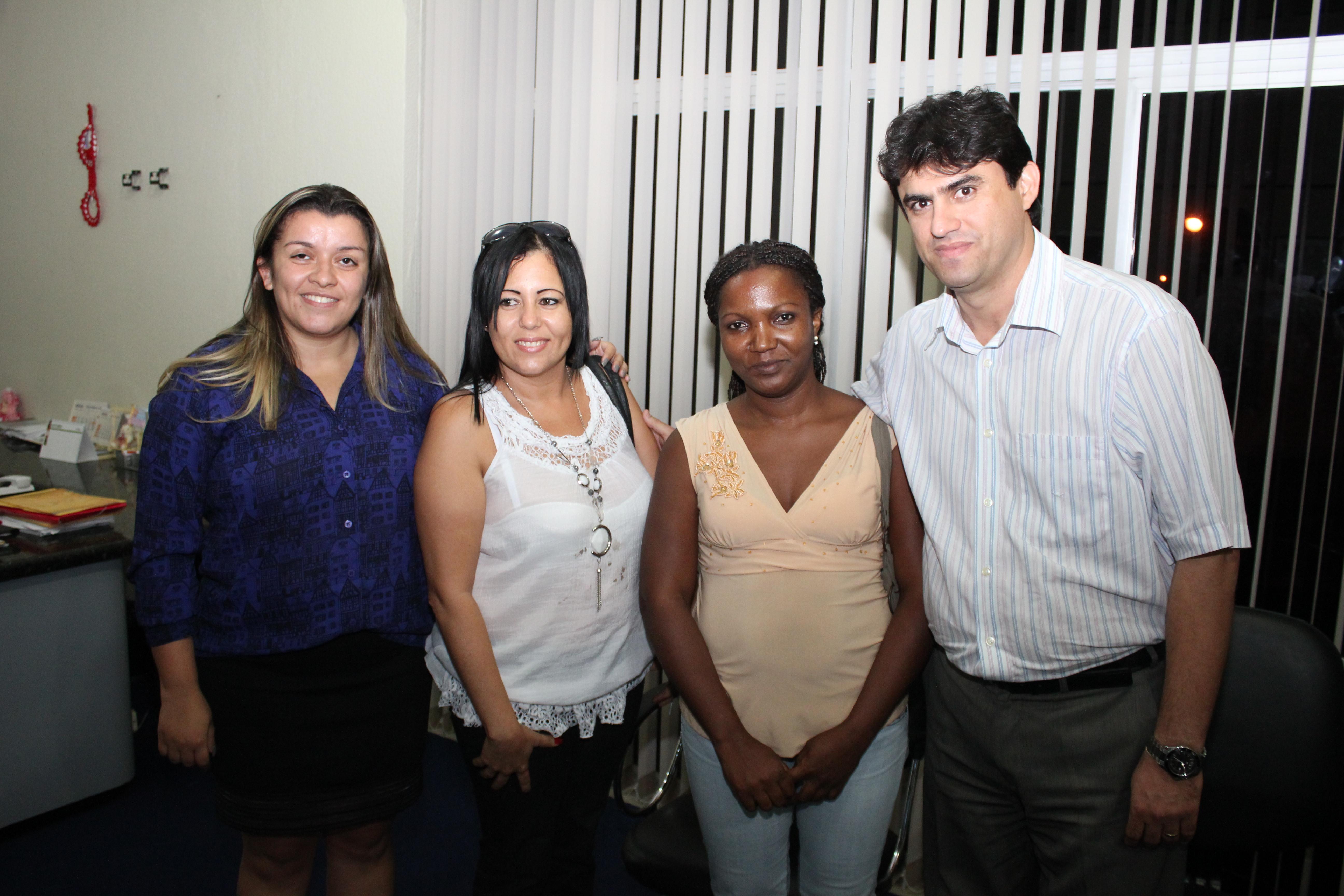 Um dos municípios contemplados pelo programa foi o de Pacajus, que recebeu duas médicas de Cuba: Idaynovis Nápoles e Igleidis Utria