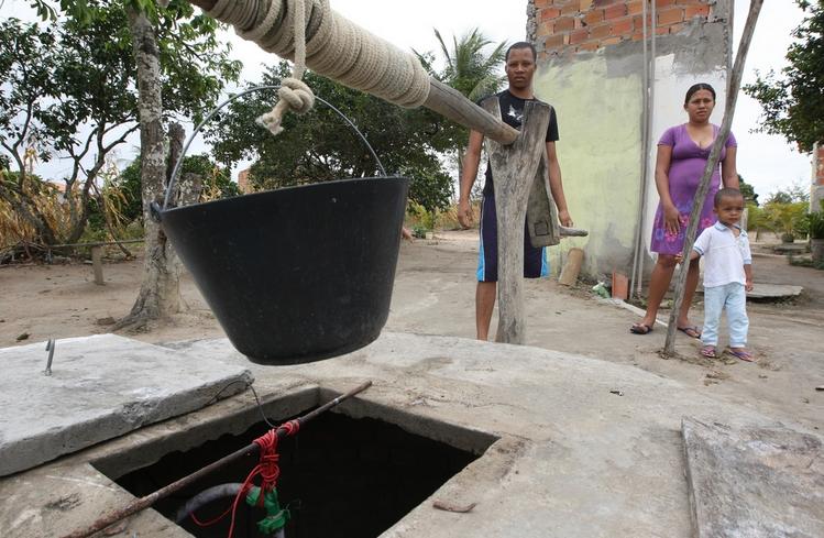 Cisternas restantes devem ser entregues até o próximo ano (FOTO: Flickr/Creative Commons/Elói Corrêa)