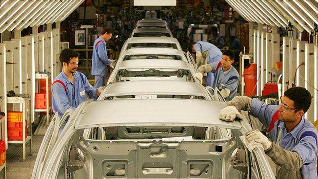 De acordo com o IBGE esses resultados positivos foram influenciados por fatores relacionados ao aumento na fabricação de bens de capital (máquinas e equipamentos) e de bens de consumo duráveis (veículos e eletrodomésticos) (FOTO: Divulgação/Flickr)