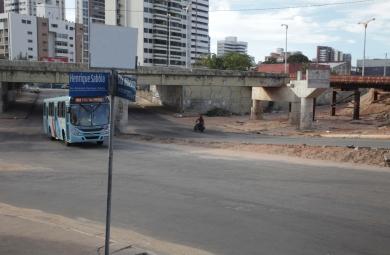 AMC interditará continuação da Av. Dom Luís para viabilizar obras do VLT (FOTO: Divulgação)