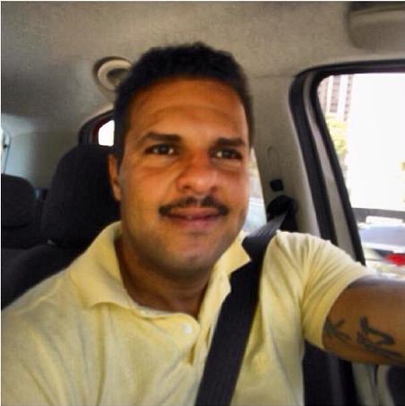 Fábio Fernandes Freitas aderiu a moda Movember (FOTO: Arquivo Pessoal/ Facebook)