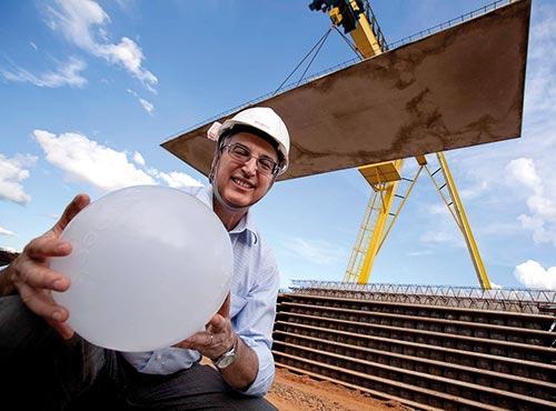 Dante Venturini ministra palestra sobre inovação na indústria (FOTO: Divulgação)