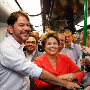 Dilma visita Fortaleza nesta sexta-feira (22) para assinar nova linha do Metrofor (FOTO: Presidência da República/Divulgação)