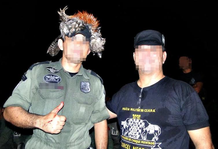 Suposto uso ilegal de animais silvestres é investigado pelo Comando-Geral da PM (FOTO: Reprodução/Facebook)
