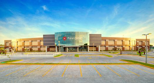 O Shopping Parangaba terá área de influência de pelo menos 21 bairros de Fortaleza (FOTO: Divulgação)
