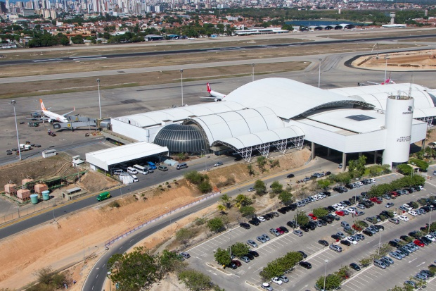 Os passageiros com viagem marcada para os horários em que as obras serão realizadas foram contatados pelas companhias aéreas (FOTO: Arquivo)