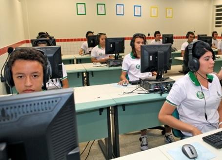 Há 93 EEEPs em 70 municípios do Ceará. Somente em Fortaleza, são 18 escolas profissionais (FOTO: Governo do Ceará/ Divulgação)
