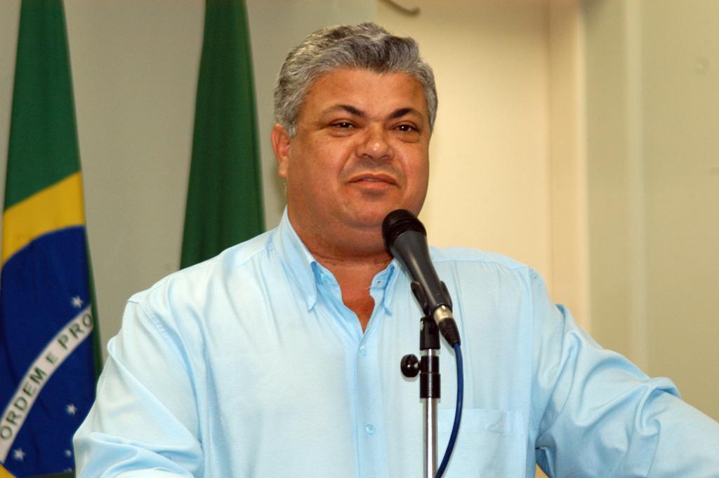 Clóvis é acusado de fazer parte de um grupo que fraudava dados do Programa Nacional do Desarmamento (FOTO: Divulgação)