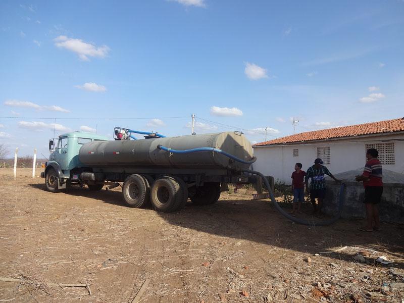 60 municípios do Ceará recebem o investimento para sistemas de abastecimento de água (FOTO: Omar Jacob)