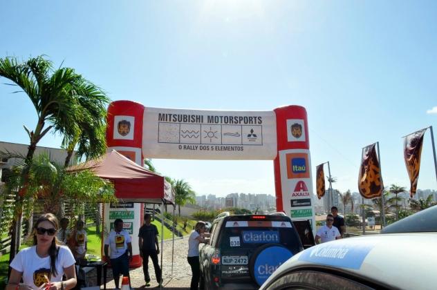 Fortaleza recebeu o Rally de Regularidade Mitsubishi Motorsports Nordeste (FOTO: Camila de Almeida)