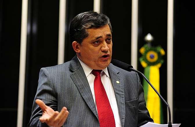 Guimarães é o líder do PT na Câmara (Gustavo Lima / Câmara dos Deputados)