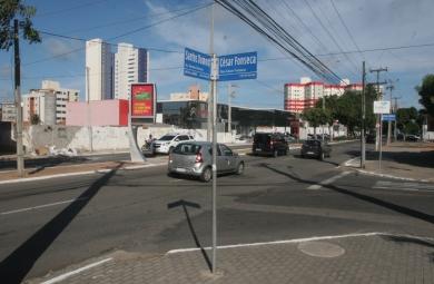 Túnel na Santos Dumont com César Fonseca está previsto no Relatório de Impacto sobre o Trânsito para construção do Shopping RioMar (Foto: Mauri Melo)