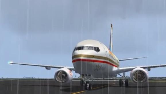 Para os que sonham em ser pilotos um dia, a aviação virtual supre bem esse desejo (IMAGEM: Reprodução/vídeo)