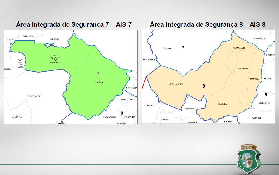 AIS na Região Metropolitana