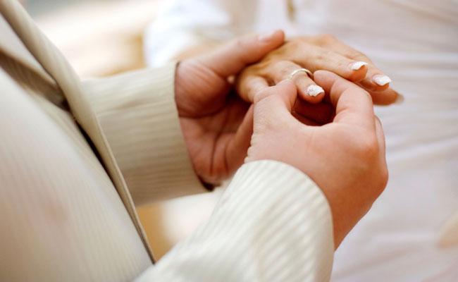 O número de casamentos no Ceará aumentou em 2012 (FOTO: Divulgação)