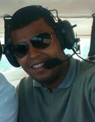 Rodrigo Viana Morais (26) era instrutor de um aeroclube do Ceará. Foto: Reprodução Facebook