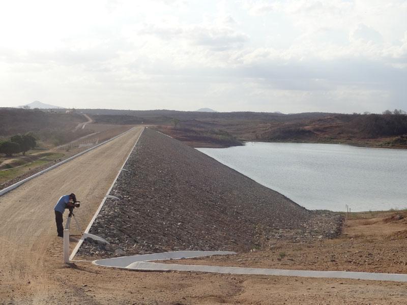 Dos 144 açudes monitorados, 88 diminuíram nível de água (FOTO: Arquivo/Tribuna do Ceará)