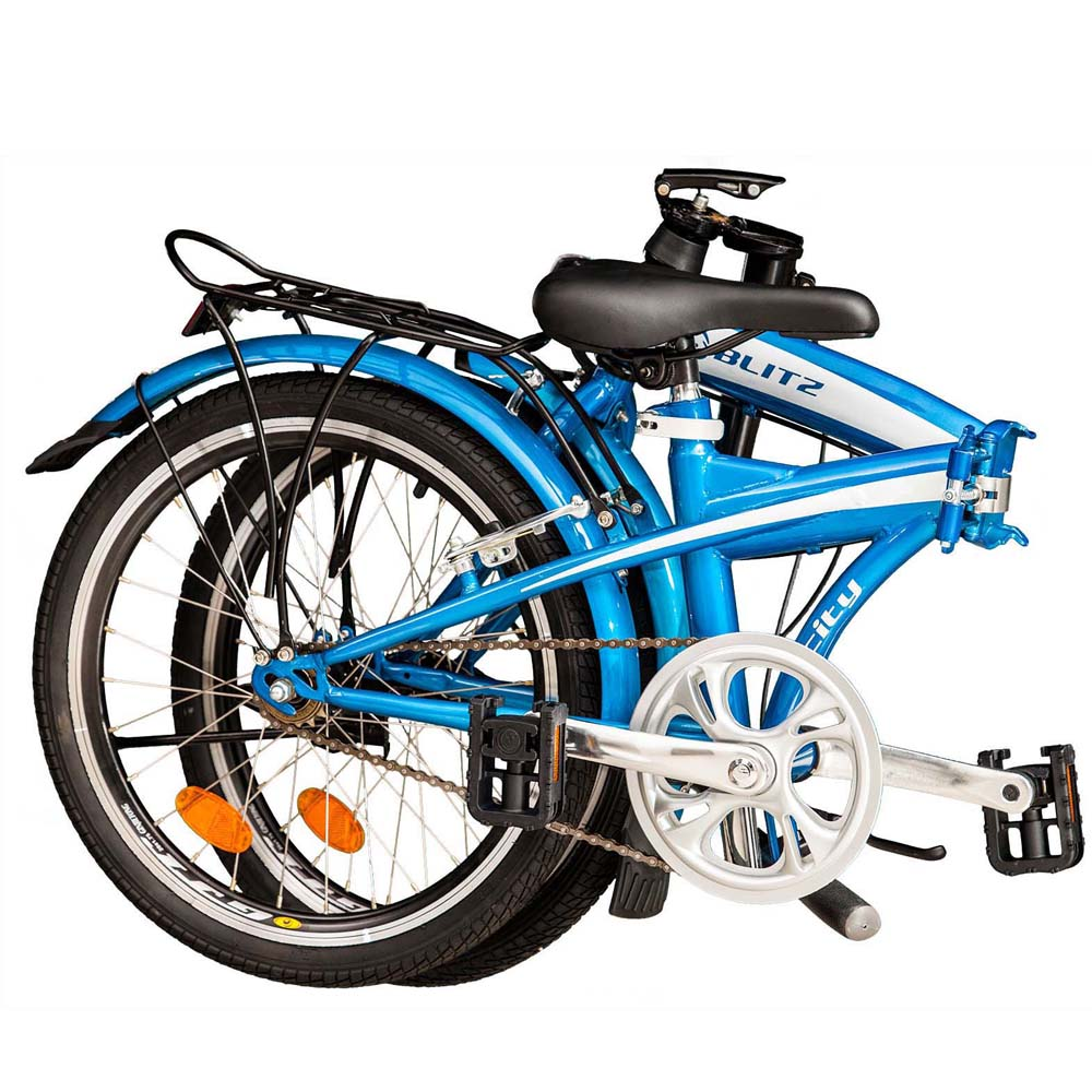 Bicicleta Dobrável Aro 20 Blitz City
