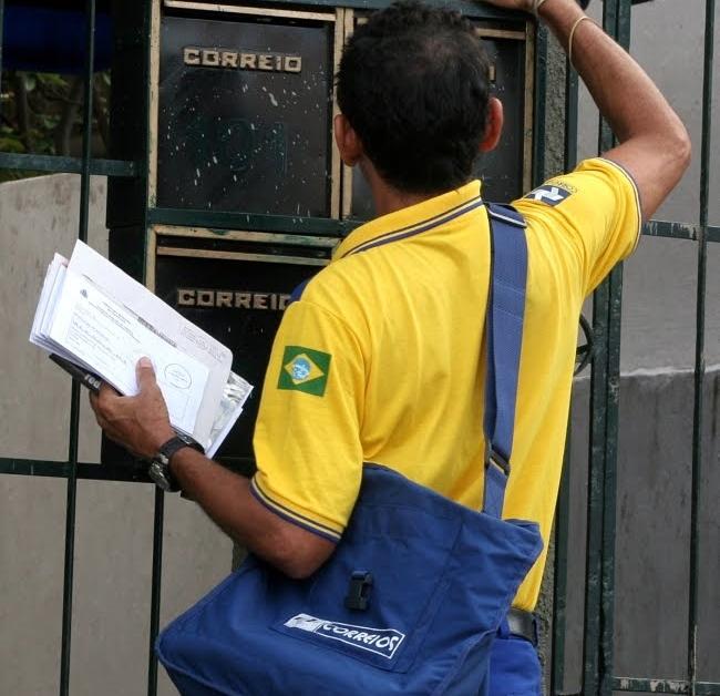 Insegurança: Carteiros são vítimas frequentes de assaltos em Fortaleza (FOTO: Divulgação)