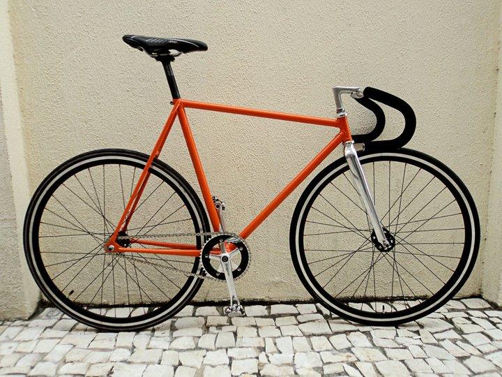 A bicicleta Fixa de Daniel Mangualde