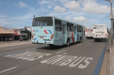 A mudança é necessária para garantir o cumprimento das leis de trânsito e assegurar a fluidez do transporte coletivo (Foto: Mauri Melo)