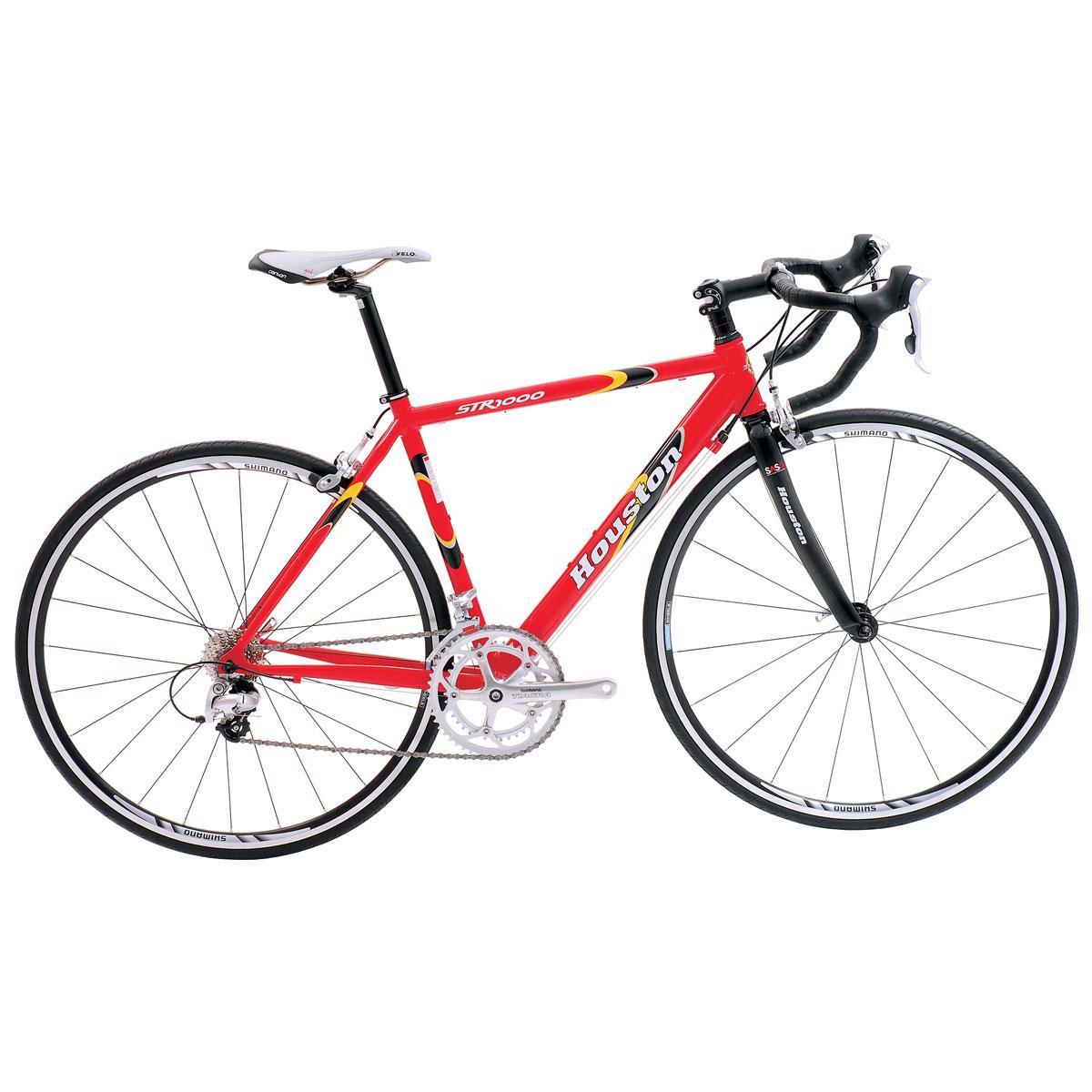 Bicicleta Houston STR 1000: indicado para performance;
