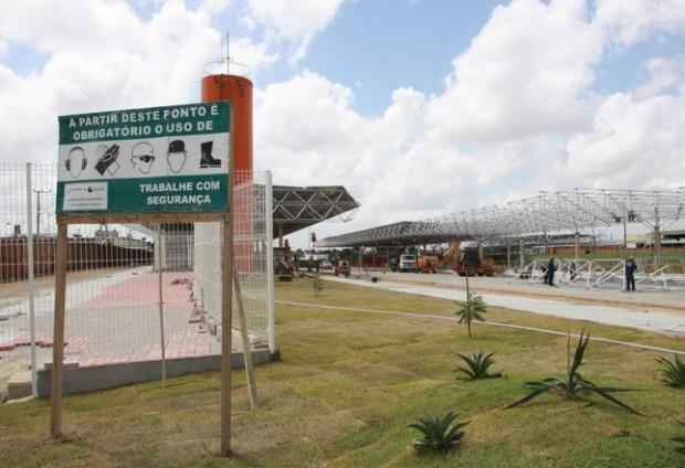 Outros terminais da cidade devem receber intervenções para que sejam modernizados (FOTO: Divulgação/Prefeitura de Fortaleza)