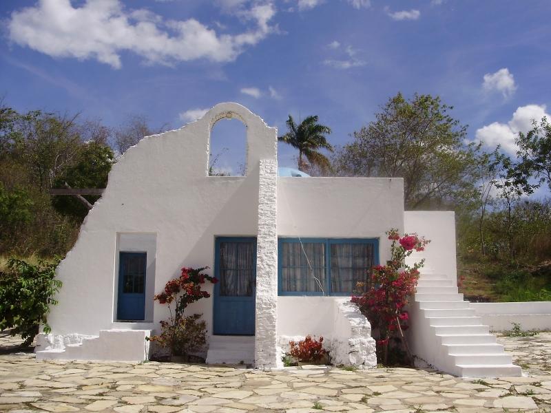 Réplica de casa grega