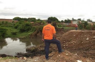 Em Fortaleza existem 89 áreas de risco e aproximadamente 22 mil pessoas que vivem nessa situação (FOTO: Divulgação/Prefeitura de Fortaleza)