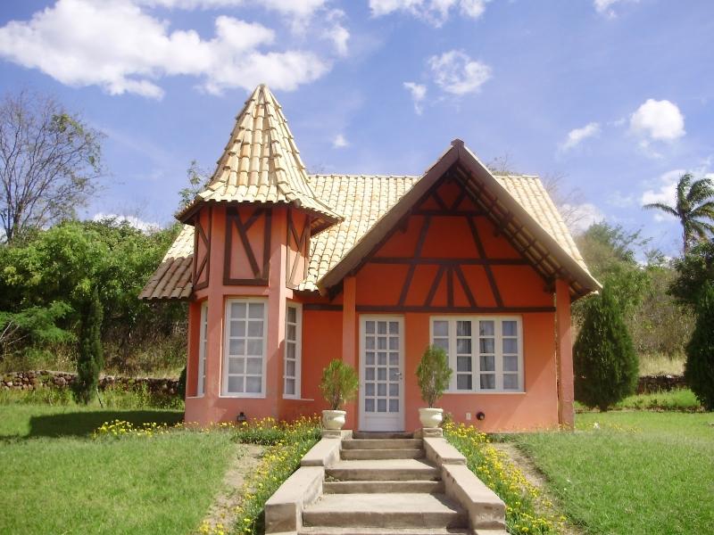 Casa no estilo francês