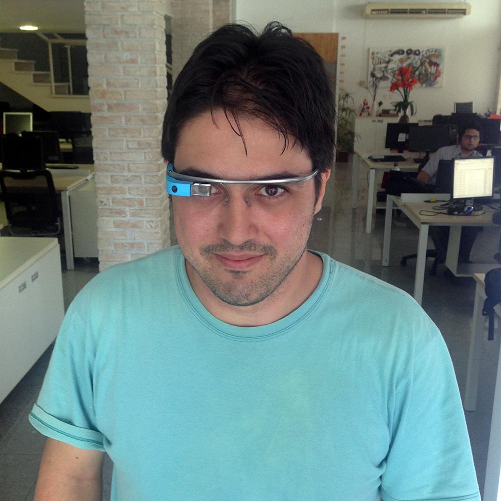 Google Glass no Ceará