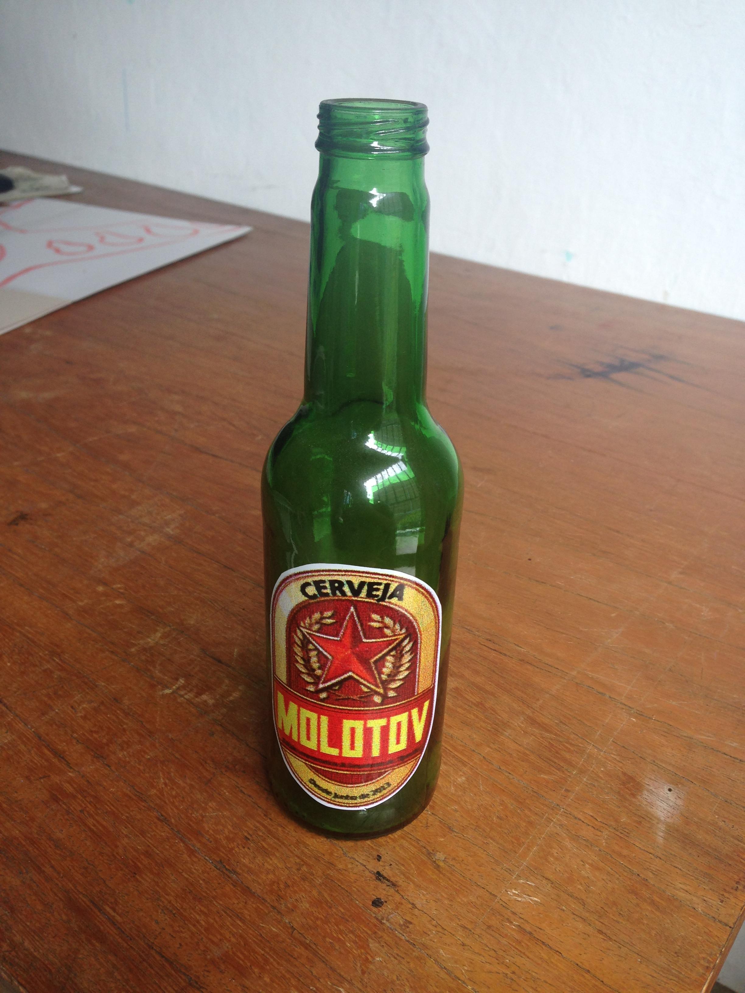 Cerveja Molotov