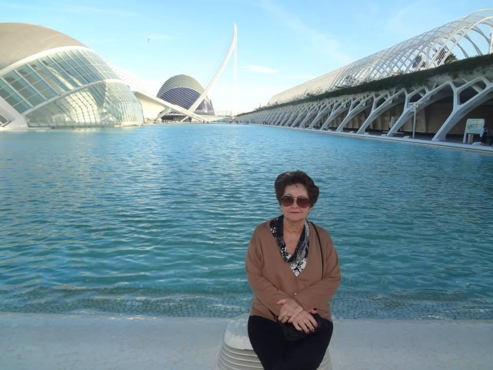 Helena Serra Azul foi uma das mulheres cearenses que lutou contra a ditadura (FOTO: Arquivo Pessoal)