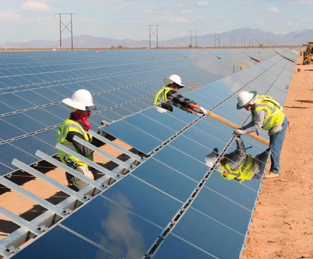 Investimento promete gerar mais energia solar que todo o país (FOTO: Flickr/ Creative Commons/ Jumanji Solar)