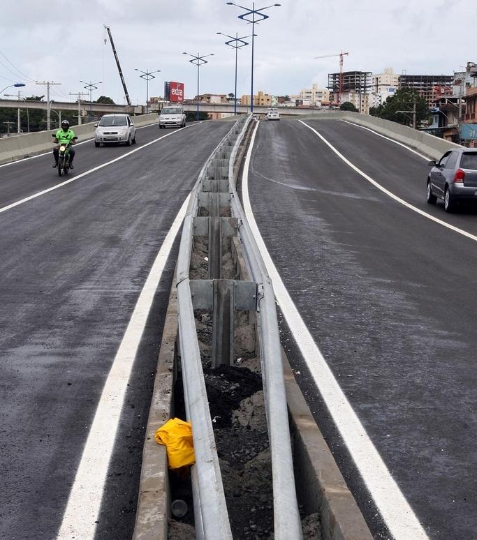 Caso projeto seja aprovado, viadutos podem ser adotados (FOTO: Flick/Creative Commons/Vaner Casaes )