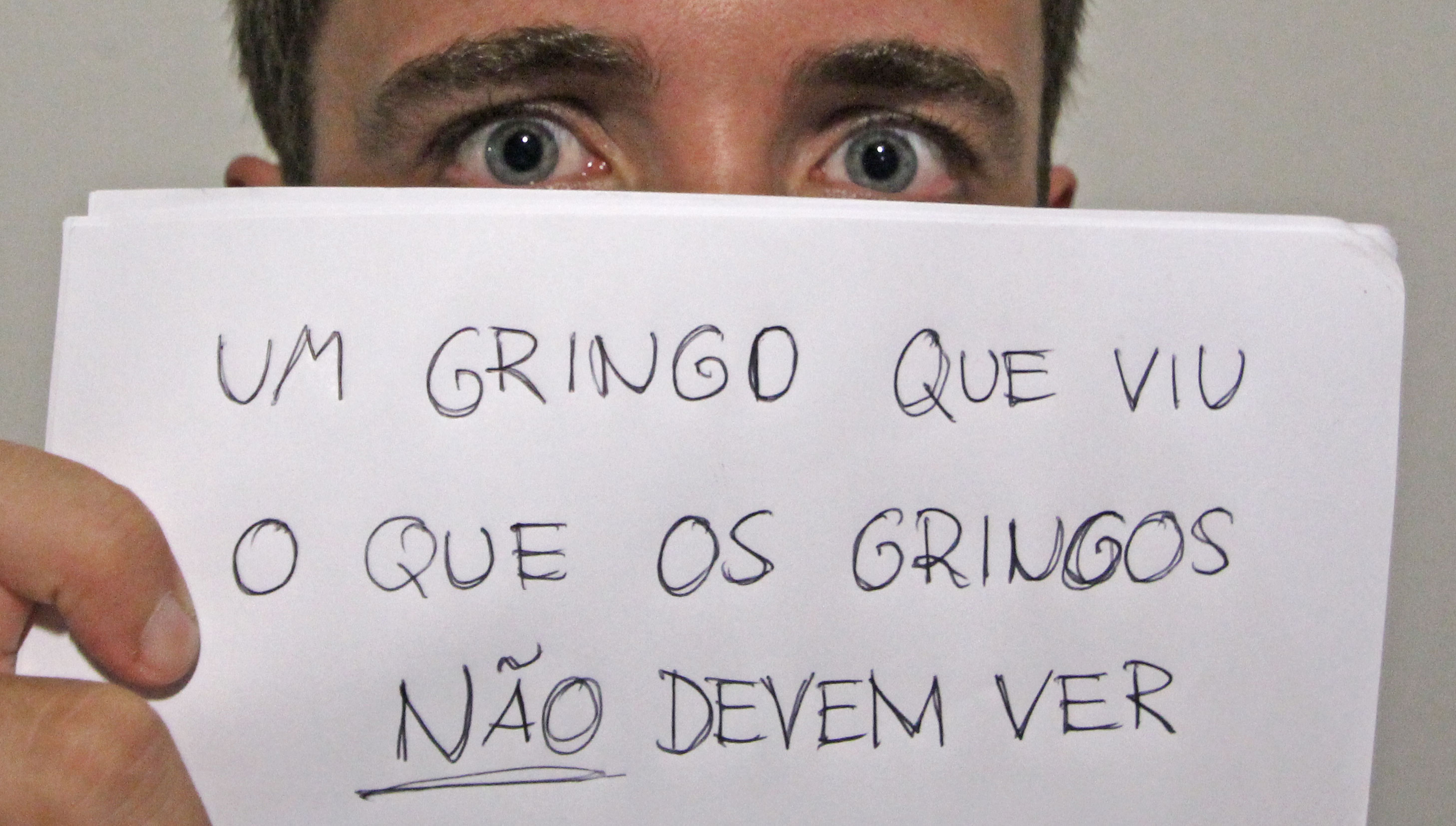 Jornalista estrangeiro se decepciona com Fortaleza e desiste de cobrir Copa no Brasil (FOTO: Arquivo pessoal)