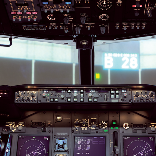 Carreira de piloto: sinta a emoção de comandar um avião em simulador
