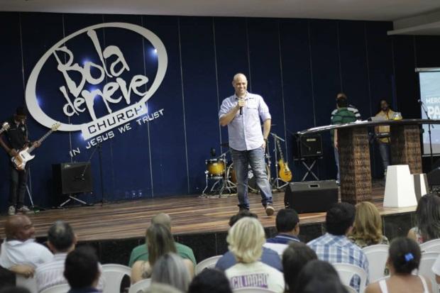 Igreja Bola de Neve propõe uma vida radical através de esportes e práticas cristãs. (Foto: Divulgação)