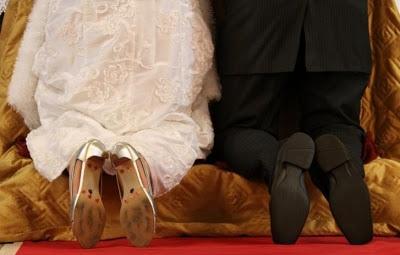 O que acontece quando um dos noivos diz não no altar? (FOTO: Divulgação)