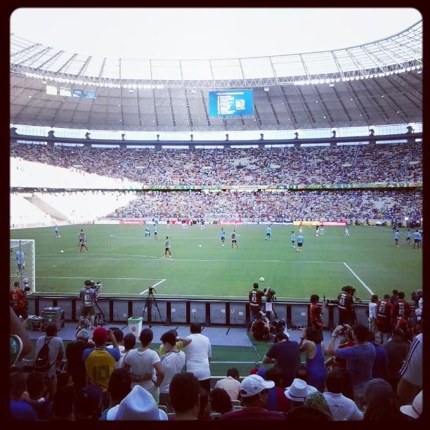 Prefeitura decreta feriado em Fortaleza no dia de jogo da Seleção Brasileira (FOTO: Hayanne Narlla/ Tribuna do Ceará)