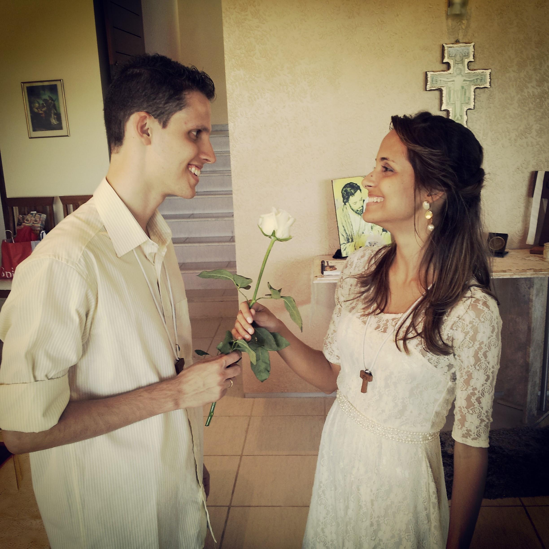 Rafael Morel e Paola Gadelha estão juntos há 9 anos (FOTO: ARQUIVO PESSOAL)