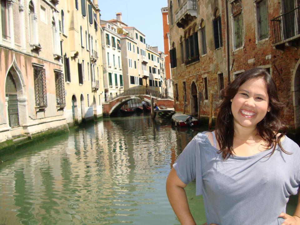 Rafaela ama viajar e, por isso, se inscreveu no Rent a Local Friend (FOTO: Arquivo Pessoal)