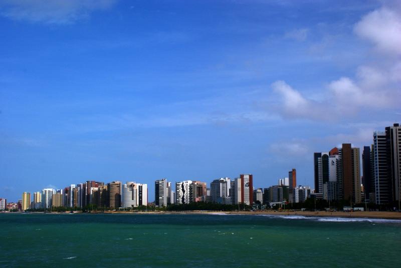 Em quarto lugar, aparece Fortaleza, com 48% de vias congestionadas no horário de pico (FOTO: Flickr/ Creative Commons/ Ricαrdo)