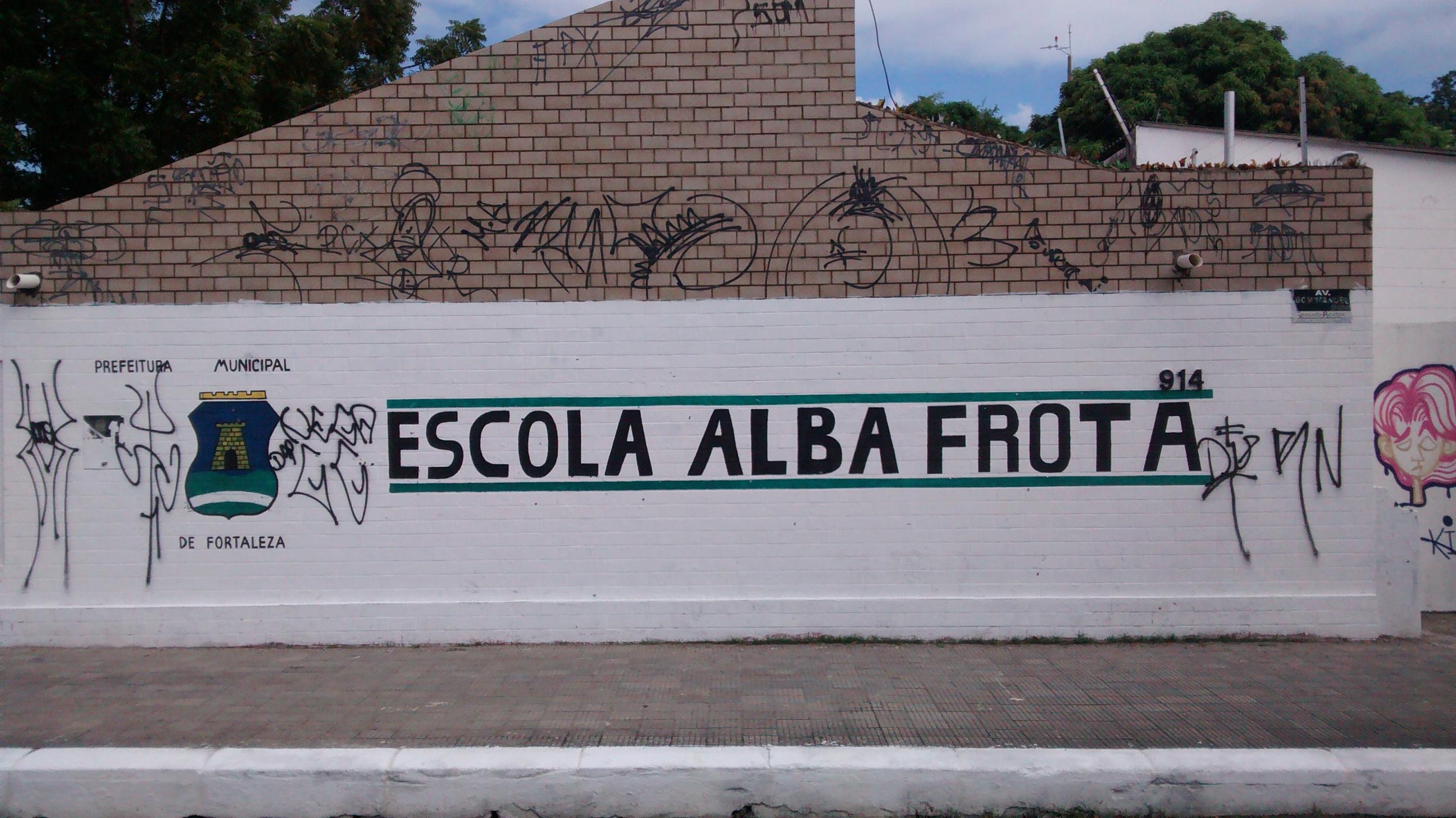 Escola municipal Alba Frota