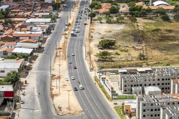 Obras em Fortaleza