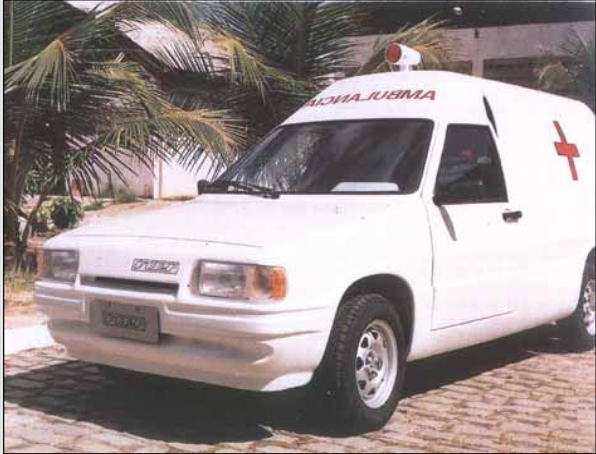 Brisa ambulância (1993):